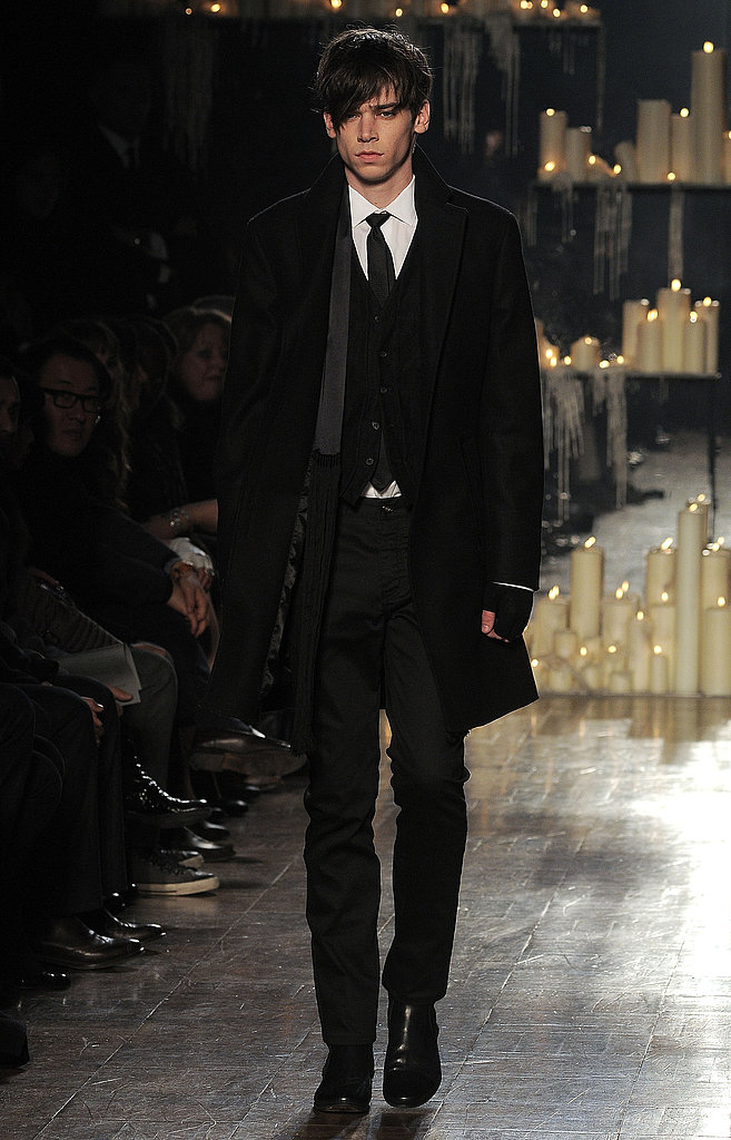 Milan: John Varvatos Fall 2010