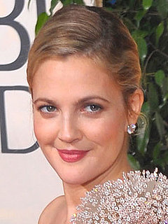 Drew Barrymore at the 2010 Golden Globes 2010-01-17 16:48:19