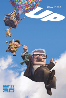 Up Is the 2010 Golden Globe Winner For Best Animated Film 2010-01-17 17:30:51