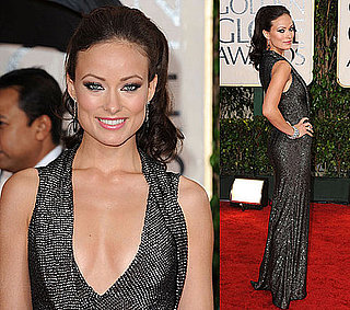 Olivia Wilde at the 2010 Golden Globes 2010-01-17 15:26:20