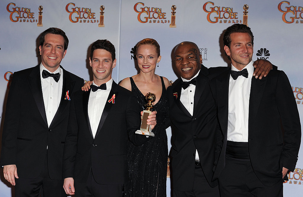 Photos of Golden Globe Backstage Winners