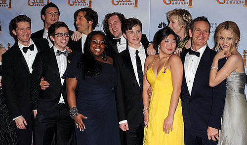 Glee Cast Photos Quotes Golden Globes 2010-01-17 20:19:34