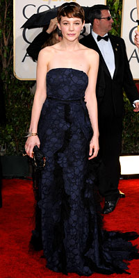 Carey Mulligan(2010 Golden Globes)