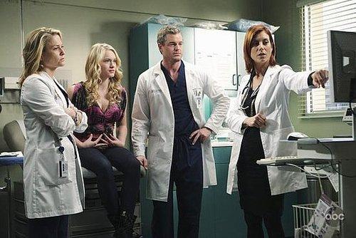 "Grey's Anatomy Rundown, ""Blink"""