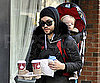 Slide Photo of Pete Wentz With Bronx in NYC 2010-01-14 10:45:08
