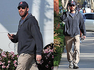 Photos of Ben Affleck Running Errands Solo in LA Before Sundance