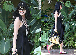 Photos of Katy Perry Arriving at a Studio in LA