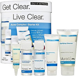 Thursday Giveaway! Win a Murad Acne Complex Starter Kit Lacey Done