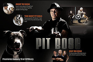 Pit Boss Premieres Sat. on Animal Planet: In the LINK of an Eye!