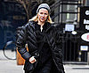 Slide Photo of Naomi Watts Walking Around NYC in a Big Coat