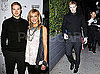 Photos of Kellan Lutz and Katie Cassidy at a Party For Lisa Kline