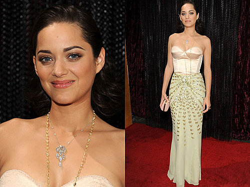 Marion Cotillard at 2010 Critics' Choice Awards 2010-01-15 18:22:23