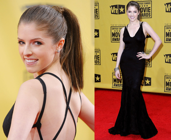 Anna Kendrick at 2010 Critics' Choice Awards 2010-01-15 18:20:13