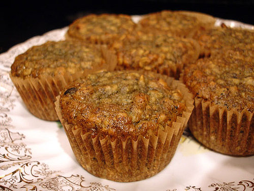 Banana Walnut PMS-Fightin&#039; Muffins, Revisited