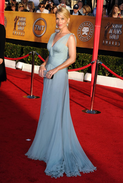 Photos of Ladies on SAG Red Carpet