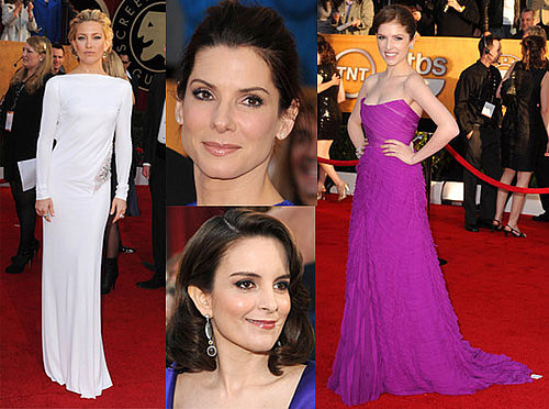 SAG Awards Red Carpet Fashion and Beauty 2010-01-24 23:55:49