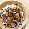 Easy Recipe For Pomegranate Chicken With Walnuts