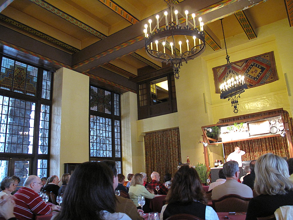 The Ahwahnee's Great Lounge