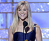 Slide Photo of Reese Witherspoon Presenting at 2010 Golden Globe Awards