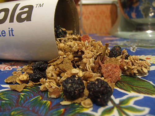Review of MixMyGranola Make Your Own Granola Mix