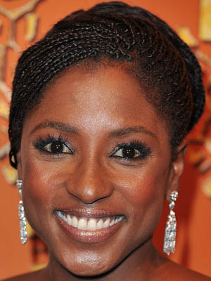 Rutina Wesley Makeup Tutorial