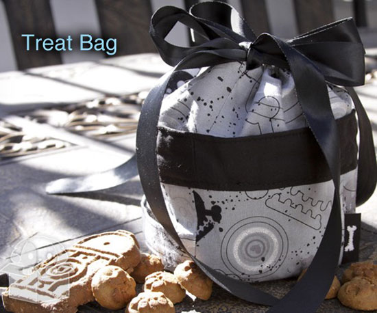 Doggie Treat Bag