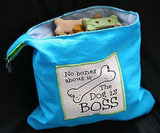 Boss Dog Treat Bag
