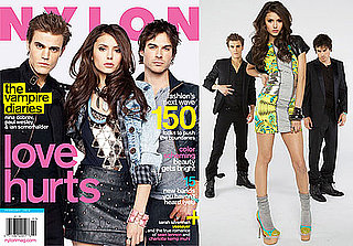 Photos of The Cast of The Vampire Diaries On The Cover of Nylon Magazine 2010-01-19 11:30:00