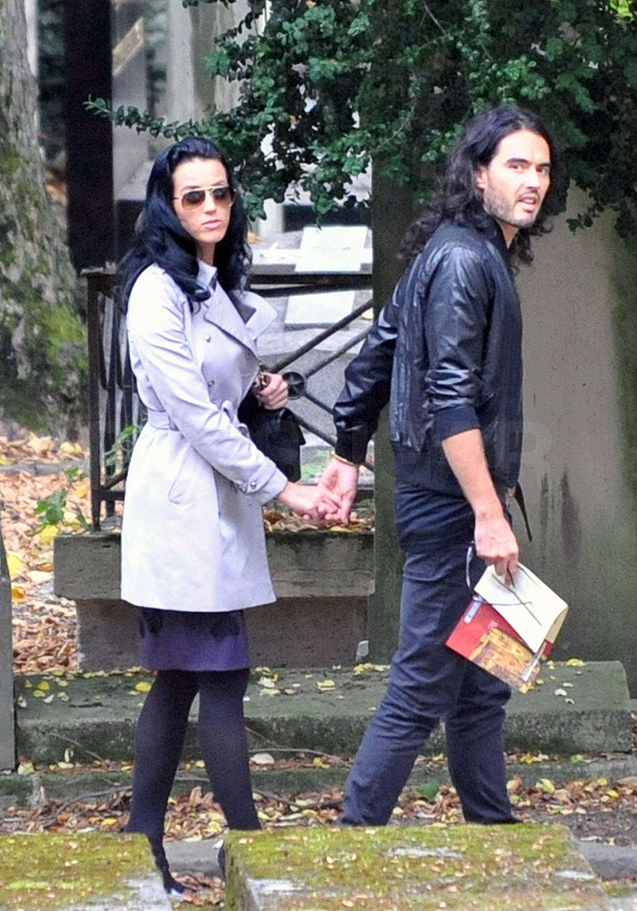 Power Couple: Katy Perry & Russell Brand