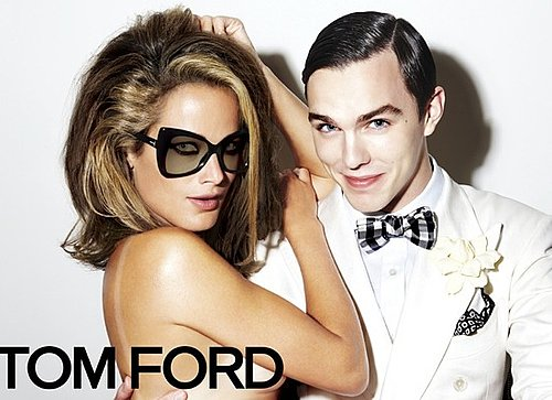 Tom Ford's 2010 Spring Ad Campaign Featuring Carolyn Murphy and Nicholas Hoult