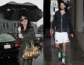 Katy Perry and Russell Brand Together in LA