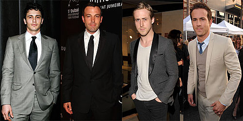 Which Guy's Sundance Appearance Are You Most Excited About?