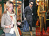 Kate Moss And Jamie Hince Shopping in London