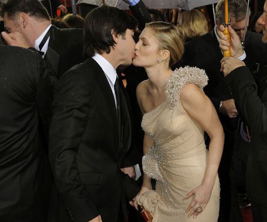 Red Carpet Kiss