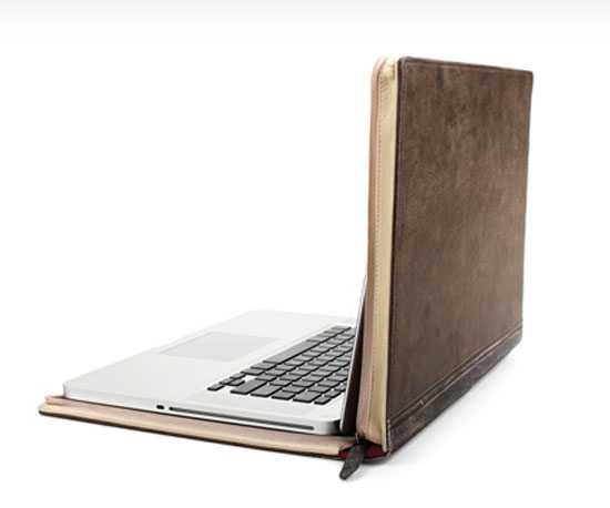 Photos of the Book Book Laptop Case