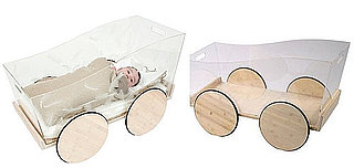 Bassinet That Converts for Future Use