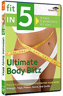 Review of Fit in 5 Ultimate Body Blitz Fitness DVD