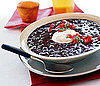 Recipe For Vegetarian Black Bean Soup With Chipotle Peppers