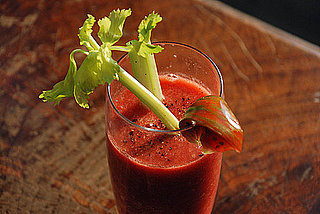 Recipe For Asian Bloody Mary Using Shochu, Sake, or Soju