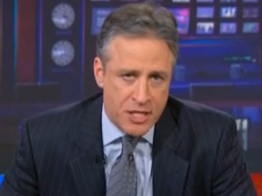 Speed Read! Jon Stewart Proves Edwards Is Good For Something