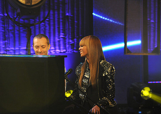 Chris and Bey