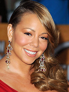 Mariah Carey at 2010 SAG Awards 2010-01-23 17:44:58