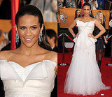 Paula Patton at 2010 SAG Awards