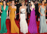 Best Dressed at 2010 Screen Actors Guild Awards