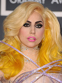 Lady Gaga at Grammys