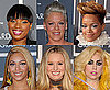 Hair and Makeup Pictures From the 2010 Grammys