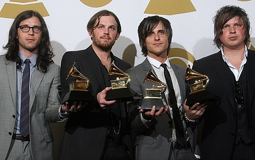 Grammy Interview With Record of the Year Winners Kings of Leon