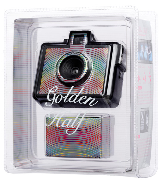 Photos of the Golden Half Camera