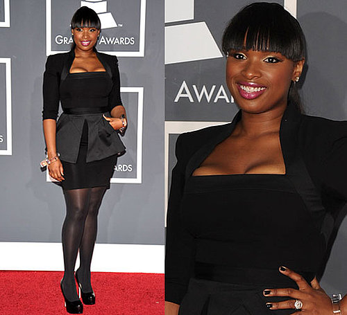 Jennifer Hudson at 2010 Grammy Awards 2010-01-31 20:22:02