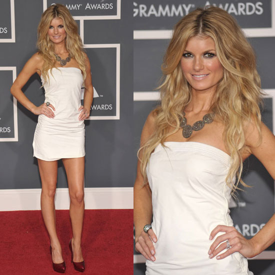 Marisa Miller at 2010 Grammy Awards 2010-01-31 16:34:26